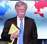 John Bolton, antigo conselheiro para a Segurança Nacional