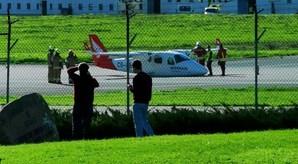 Acidente com aeronave de instrução obrigou ao fecho da pista do aeródromo de Tires