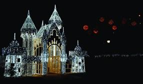 Sintra celebra com eventos e atividades diversas, completadas com um cenário noturno bem iluminado