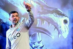 Sérgio Conceição continua em total silêncio sobre o caso da alegada agressão no túnel do Estádio Nacional