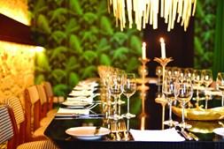 O Rib Beef & Wine Oporto fica no Pestana Vintage Porto Hotel & World Heritage