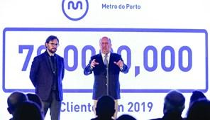 Metro recebe 18 novas composições e, em 2023, estarão a funcionar a Linha Rosa e a Linha Amarela até Vila D'Este