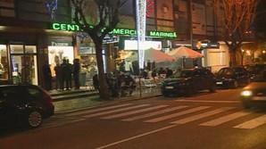 Mulher morta pelo companheiro em centro comercial de Leiria