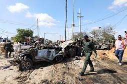 Mais de 60 mortos e 50 feridos em explosão de carro bomba na Somália