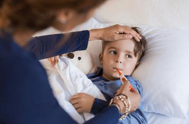 Febre nas crianças: devem os pais entrar em pânico?