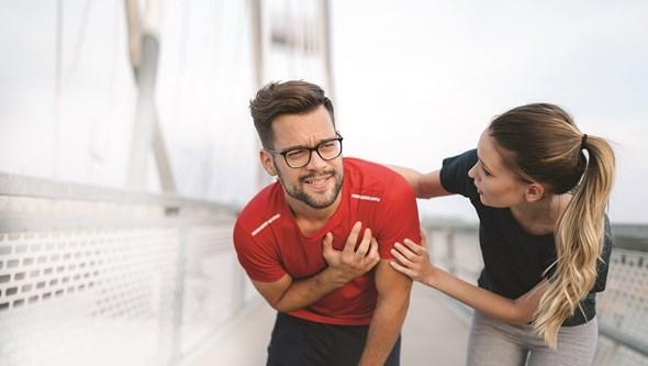 Enfarte do miocárdio pode ser confundido com dores musculares e ansiedade