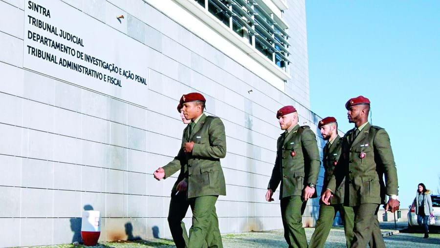 Militares dos Comandos