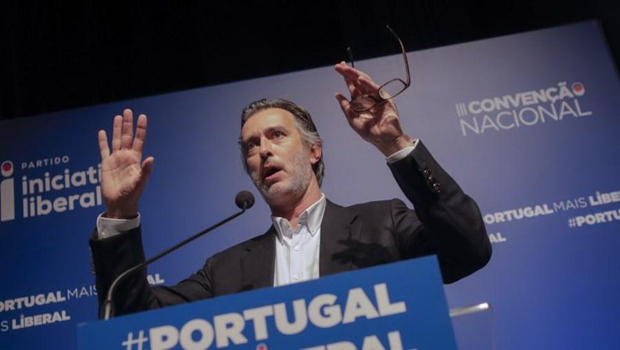 João Cotrim Figueiredo eleito presidente da Iniciativa Liberal com 96% dos votos