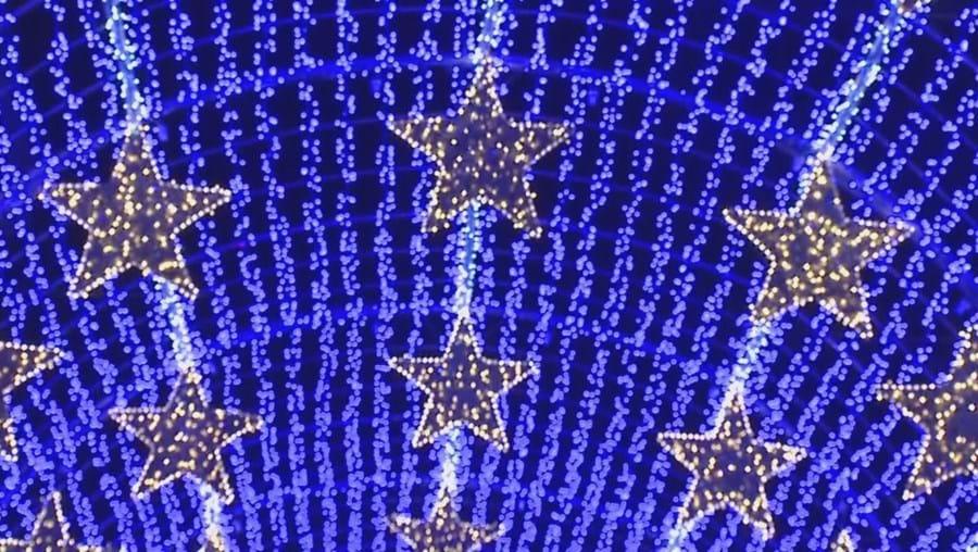 Municípios gastam mais de sete milhões de euros em iluminação de Natal
