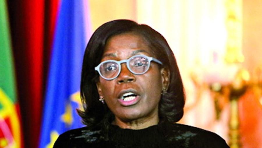 Ministra Francisca Van Dunem