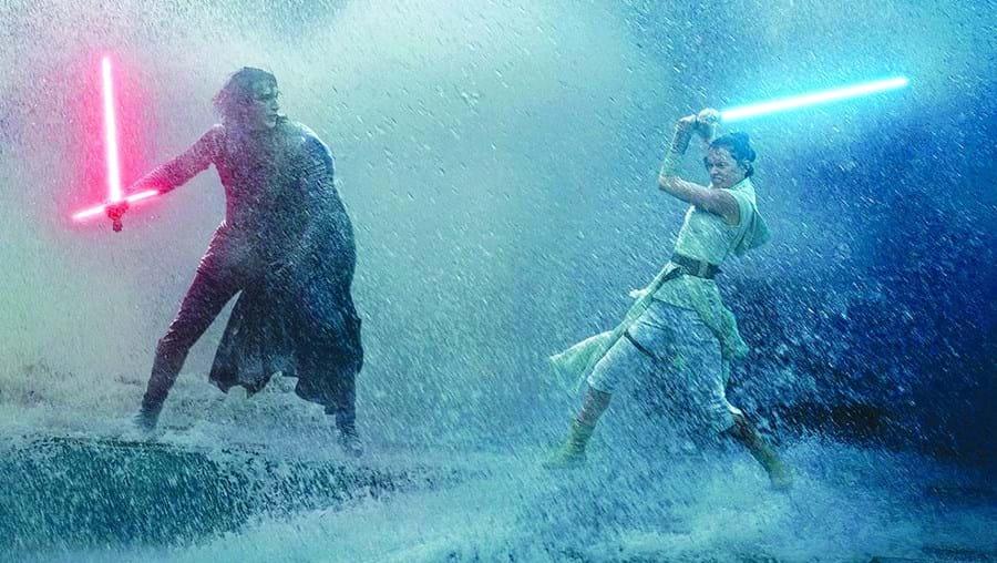 'Star Wars: A Ascensão de Skywalker'