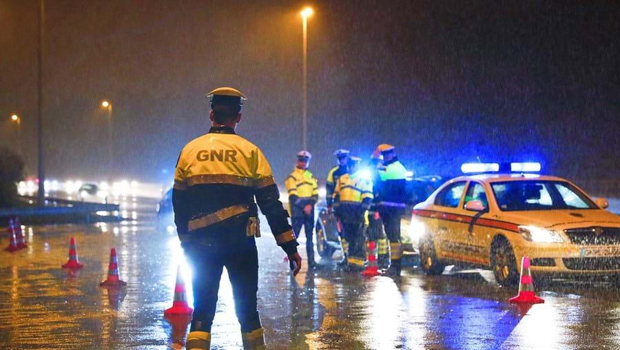 GNR detetou 2.438 infrações por excesso de velocidade na última semana