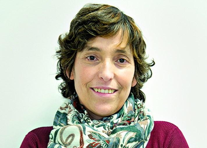 Luísa Torres tem 48 anos