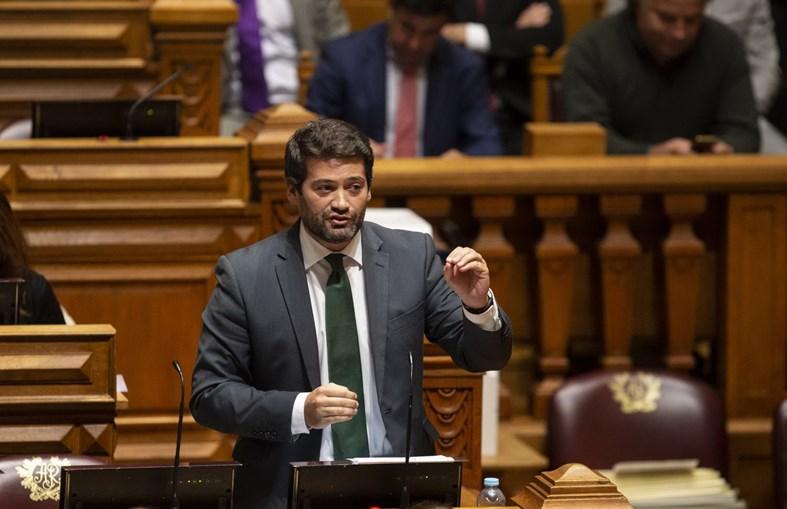 André Ventura Parlamento