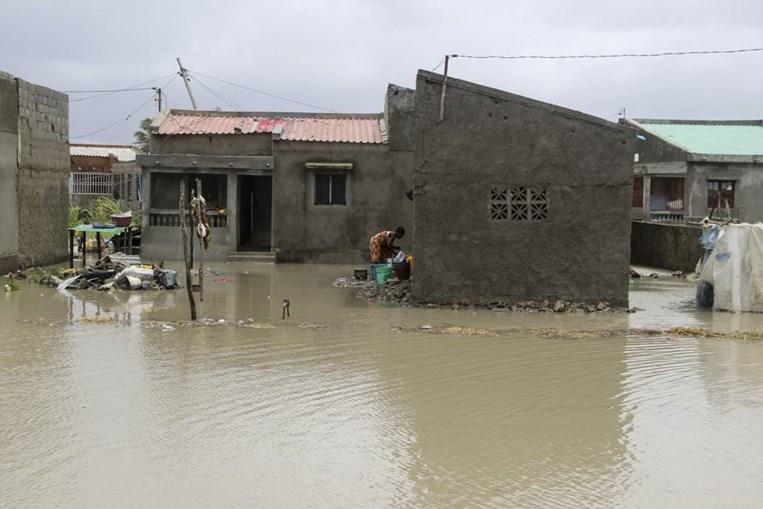 Chuvas intensas em Moçambique lembram o 'pesadelo' de um passado recente