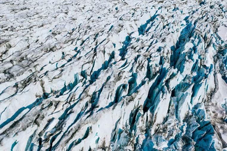 Gelo na Gronelândia