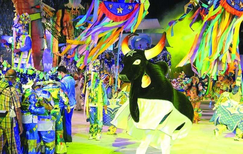 Dança brasileira Bumba Meu Boi também entrou para a lista