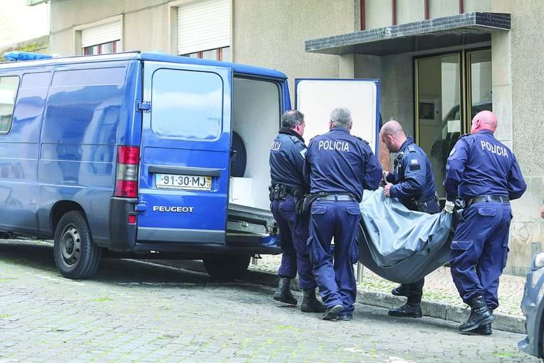 Vítima foi estrangulada até à morte por António Assunção