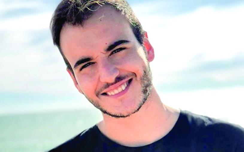 Tiago Marques tinha 21 anos