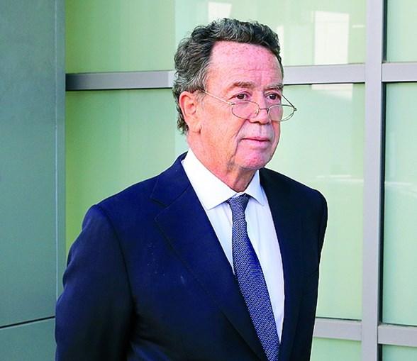 Manuel Pinho, antigo ministro da Economia e Inovação