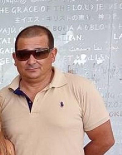 José Domingos tinha 48 anos