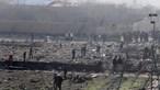 Irão dá acesso às caixas negras do avião que se despenhou a especialistas ucranianos