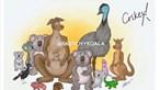'Vou tomar conta de vocês': cartoon comove internautas com chegada de animais mortos na Austrália ao céu