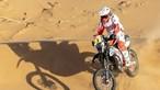 'Dia negro no Dakar2020': Diretor da corrida recorda perseverança de Paulo Gonçalves