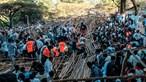 Palco colapsa e faz três mortos em festival religioso na Etiópia