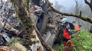 Chefe do Estado-Maior de Taiwan morre em aterragem de emergência de helicóptero militar