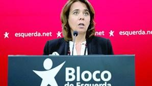 """Catarina Martins adverte que BE """"não vai aceitar austeridade"""" pós-pandemia"""