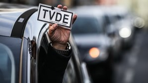"""Sindicato alerta para motoristas de TVDE a trabalharem quase 17 horas por dia para """"subsistirem"""""""