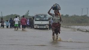 Mau tempo em Moçambique faz pelo menos quatro mortos