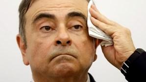 Norte-americanos envolvidos na fuga de Carlos Ghosn declaram-se culpados