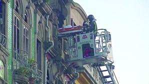 Procuradora equipara acusados por fogos postos em prédio do Porto a terroristas