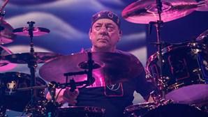 Morreu Neil Peart, baterista dos Rush e um dos mais conceituados do Mundo