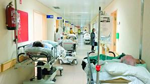 Doentes abandonados entopem Urgências do Hospital de Viseu