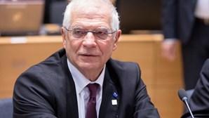 Ministros dos Negócios Estrangeiros da UE reúnem-se de emergência para discutir escalada da violência entre Israel e palestinianos