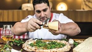 Campeão das pizzas abre restaurante em Lisboa