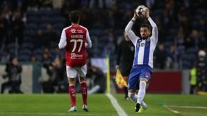 FC Porto perde frente ao Sp. Braga e afasta-se da liderança na Liga NOS