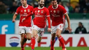 Rafa, o salvador! Benfica vence Sporting por duas bolas a zero e isola-se na liderança do campeonato nacional