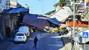 Tempestade 'Glória' semeia destruição no Centro do País