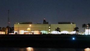 Dois rockets explodiram junto à embaixada dos EUA em Bagdad