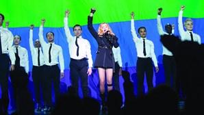 """Madonna pede """"figas"""" para concerto de hoje"""