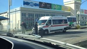 Homem fica ferido após atropelamento na EN125 em Faro