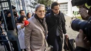 Defesa de primo de José Sócrates ouvida em tribunal no âmbito da Operação Marquês