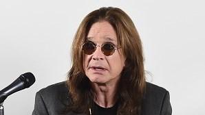 Ozzy Osbourne revela que está a travar luta contra a doença de Parkinson