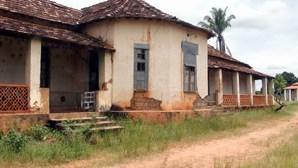 Chuva desaloja mais de 3000 famílias na província angolana do Moxico