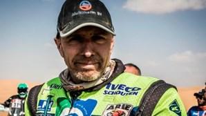 Dakar chora mais uma perda. Morreu piloto holandês que ficou em estado crítico após queda