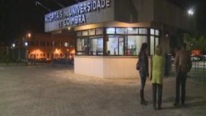 """Utentes queixam-se de """"caos"""" na Urgência do Hospital de Coimbra"""